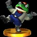 Trofeo de Slippy Toad SSB4 (3DS).png