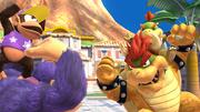 Créditos Modo Leyendas de la lucha Bowser SSB4 (Wii U).png