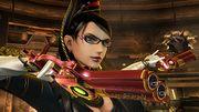Bayonetta (traje alternativo) en la Pirosfera SSB4 (Wii U).jpg