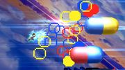 Dr. Mario usando el Dr. Mario Final en SSB4 (Wii U).jpg