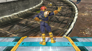 Burla inferior de Captain Falcon (2) SSB4 (Wii U).png