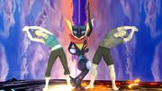 Créditos Modo Leyendas de la lucha Greninja SSB4 (Wii U).png