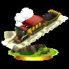 Trofeo de Tren de los dioses SSB4 (3DS).png