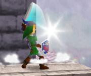 Ataque Smash hacia arriba de Link (3) SSB.png