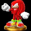 Trofeo de Knuckles SSB4 (Wii U).png