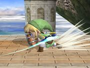 Ataque Smash inferior Toon Link SSBB.jpg