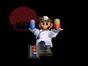Pose de victoria Dr. Mario Y (3) SSBM.png