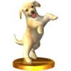 Trofeo de Golden retriever SSB4 (3DS).png