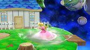 Ataque Smash hacia abajo Peach SSB4 Wii U.jpg