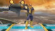 Burla inferior de Captain Falcon (1-2) SSB4 (Wii U).png