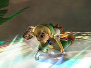 Toon Link sosteniendo el bumerán SSBB.jpg