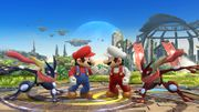 Nuevas poses invertidas (1) SSB4 (Wii U).jpg