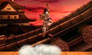 Ryu realizando Shoryuken SSB4 (3DS).JPG