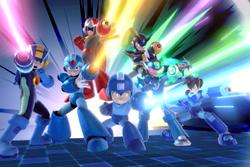 Vista previa de Mega Leyendas en la sección de Técnicas de Super Smash Bros. Ultimate