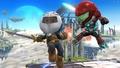 Espadachines Mii con trajes personalizables SSB4 (Wii U).jpg