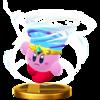 Trofeo de Kirby Tornado SSB4 (Wii U).png