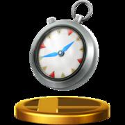 Trofeo de Cronómetro SSB4 (Wii U).png