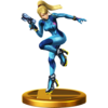 Trofeo de Samus Zero SSB4 (Wii U).png