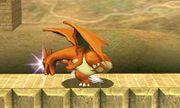 Ataque smash lateral de Charizard (1) SSB4 (3DS).jpg