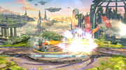 Carga explosiva (2) SSB4 (Wii U).png