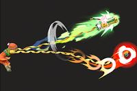 Vista previa de Dar puñetazos en la sección de Técnicas de Super Smash Bros. Ultimate