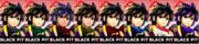 Paleta de colores de Pit Sombrío (JAP) SSB4 (3DS).png