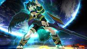 Pit Sombrio a punto de usar su Smash Final SSB4 (Wii U).jpg