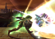 Golpe Trifuerza Link (4) SSBB.png