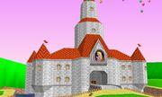 Castillo de Peach en Mario Kart 64.jpg