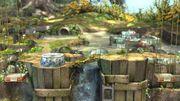 Vista general del Vergel de la Esperanza SSB4 (Wii U).jpg
