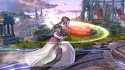 Ataque fuerte lateral Zelda SSB4 Wii U.jpg