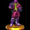 Trofeo de Captain Falcon (alt.) SSB4 (3DS).png
