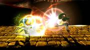 Golpe Trifuerza (Toon Link) (1) SSB4 (Wii U).png