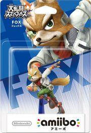 Embalaje del amiibo de Fox (Japón).jpg
