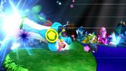 Kirby usando Gran Espada (3) SSB4 (Wii U).png