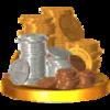 Trofeo de Goldones (Smashventura) SSB4 (3DS).png