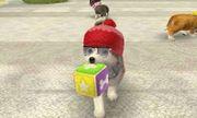 Cojín de paño en Nintendogs + Cats.jpg