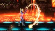 Burla lateral de Samus Zero (2) SSB4 (Wii U).png