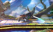 Ataque Smash hacia abajo (2) Lucina SSB4 (3DS).jpg
