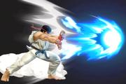 Hadoken (Ryu) (Seccion Tecnicas) SSBU.png