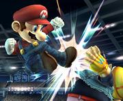 Ataque aéreo normal de Mario SSBB.png