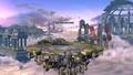 Vista general del Campo de batalla SSB4 (Wii U).jpg