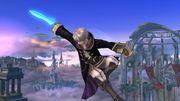 Ataque aéreo (2) Robin SSB4 (Wii U).JPG