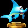 Trofeo de Enguarde SSB4 (Wii U).png