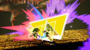 Golpe Trifuerza (Toon Link) (4) SSB4 (Wii U).png