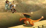 Lanzamiento hacia atras de Charizard (3) SSB4 (3DS).jpg