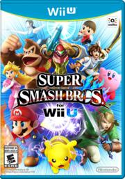 Caratula de Super Smash Bros. para Wii U (América).png