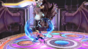 Ataque Smash hacia arriba Greninja (3) SSB4 (Wii U).png