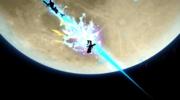 Greninja usando Técnica Floral Ninja (3) SSB4 (Wii U).png