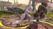 Lanzamiento hacia atrás Mewtwo (1) SSB4 (Wii U).JPG